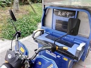 轉讓一輛小吃車快餐車電動三輪車可做腌鹵小吃