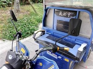 转让一辆小吃车快餐车电动三轮车可做腌卤小吃
