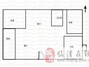 星光星悦城 3室2厅1卫 59.5万元