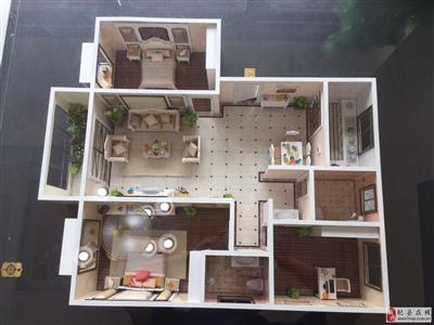 127平米3室2厅2卫
