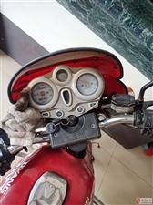 底价出售摩托车