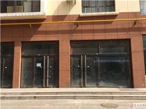 名人嘉苑小区北门口2商铺