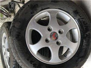 出售轮毂轮胎一套