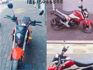 2016年的摩托车望江大公仔