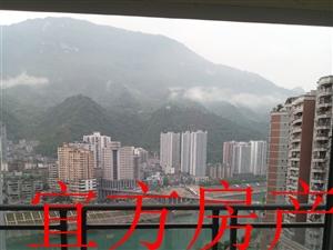 澎湖花园  3室2厅1卫 正临江 53万元