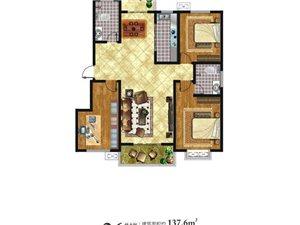 26号楼三室两厅两卫