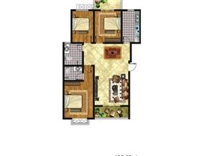 27号楼三室两厅两卫