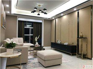 急售46656紫晶悦城豪装三室送品牌家具家电拎包入住