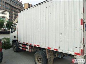 自用的厢式货车,现转让