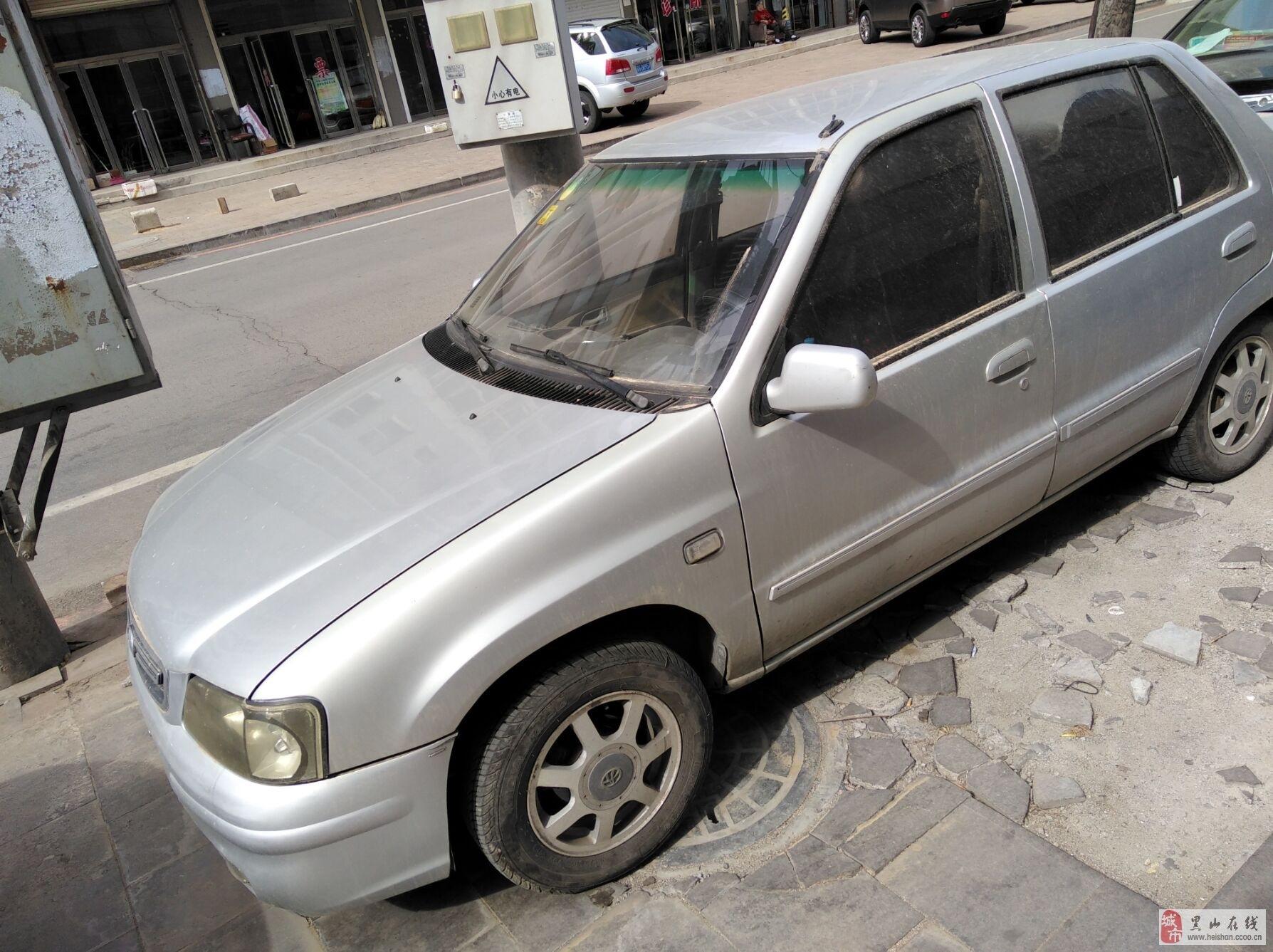 11年夏利A+新交保险,新轮胎换车便宜卖