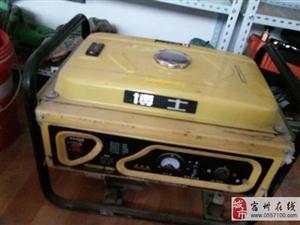 闲置两相电发电机出售