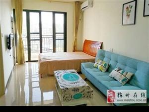 2000元出租万象江山8楼1房1厅1卫带家私家电