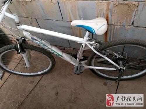 处理9成新山地自行车一辆