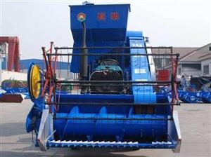 出售泰山山拖350拖拉机+巨明背负式小麦收割机