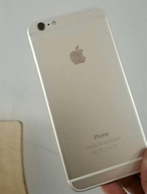 出售自用苹果6p一部!七百不讲价