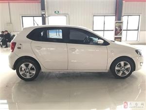 大众 POLO 2011款 1.6L 自动致尚版东台二手汽车