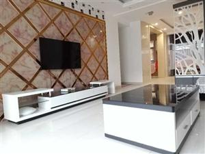 【绿景现代城三期】全新豪华装修,品牌家具家电。