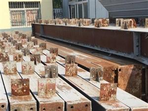 出售二手钢结构厂房框架