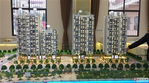西岸悦湾112平米三房中层电梯毛坯售64万