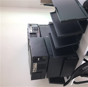 9成新台式电脑550一整套