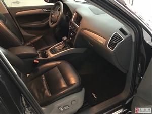 2014年05月奥迪Q5 2.0T/东台二手汽车
