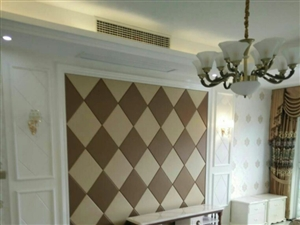 中央公园3室2卫豪装高档墙布品牌家具86.8万