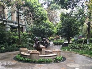 上林西江内跃顶花园精装房东急卖拎包入住稀有房