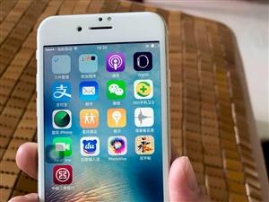 自用土豪金苹果6已完美越狱iPhone手机几乎全新