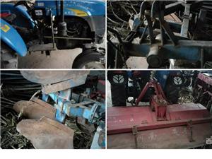 出售13年上海纽荷兰550拖拉机