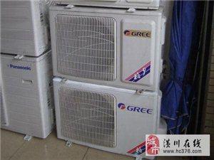 潢川专业安装空调,移机加氟,收售二手空调