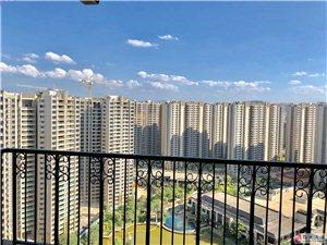 113万出售富力城一期湖边3房2厅2卫126平方东南向