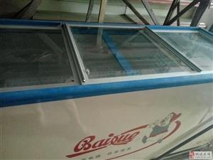 有一台九成新冷柜出售
