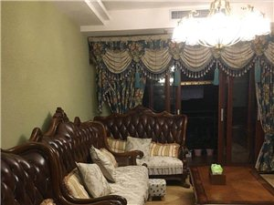 澎湖花园 4室2厅 侧临江 豪装 喊价88万元
