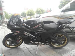 转让隆鑫200cc地平线r2趴赛摩托车