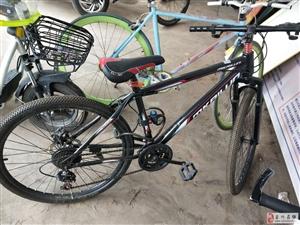 9.5成新山地自行车出售