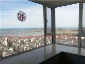 精装高层顶楼观全海景房172平包更名带家具56万售
