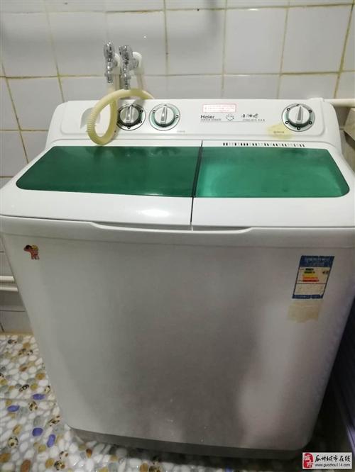 出售二手半自动洗衣机价格面议