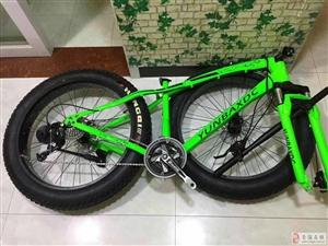 雪地自行单车出售