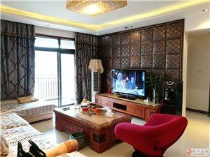 玫瑰湾130平豪装大3室2厅套房出租,拎包入住!