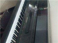 出鋼琴一臺,