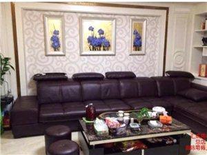 大华绿洲豪华装修3室2厅113.9平 240万元