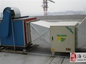 专业排油烟、油烟净化、送新风系统工程