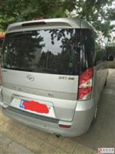 出售一辆2012年瑞风豪华7座商务车