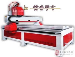 JW-广告板式家具切割机全自动木工开料机加工
