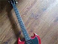 本人出售易普風電吉他一把