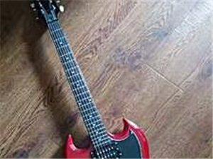 本人出售易普风电吉他一把