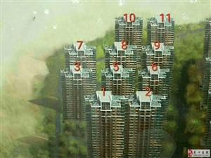 泰华城四期K区154平四房中层电梯毛坯售77.7万