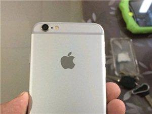 出售苹果六,64g,95新无磕碰