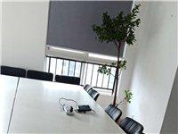 出售9成新3米长、1米宽、75cm高办公桌