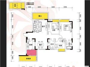 林肯郡3室2厅1卫62.8万元